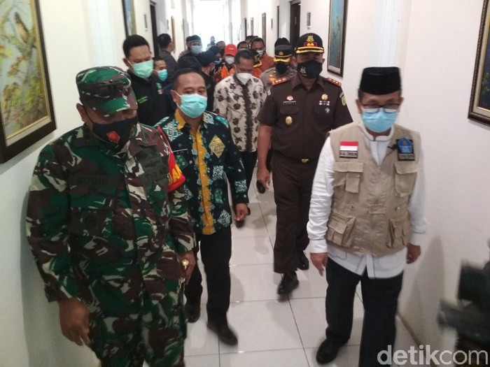 Pemkab Cirebon gandeng sejumlah hotel untuk menyediakan ruang isolasi