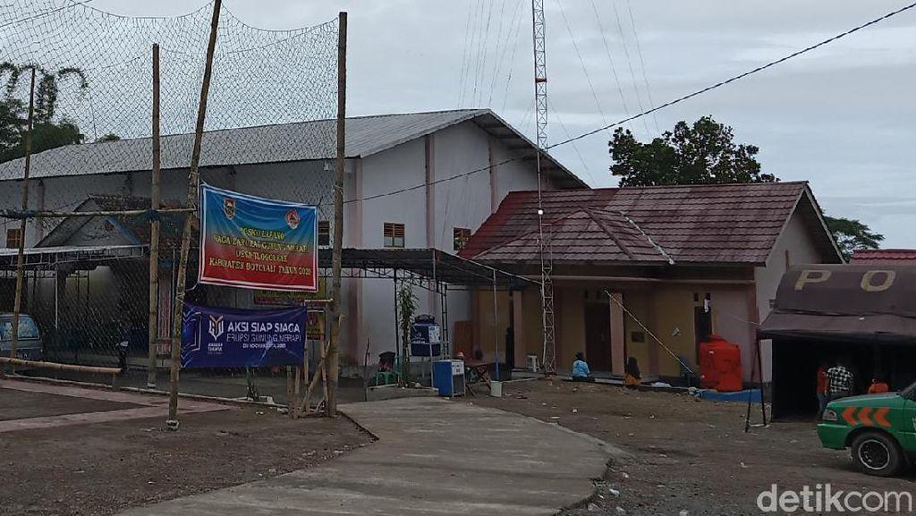 Gunung Merapi dalam Fase Erupsi, 241 Warga Boyolali Mengungsi