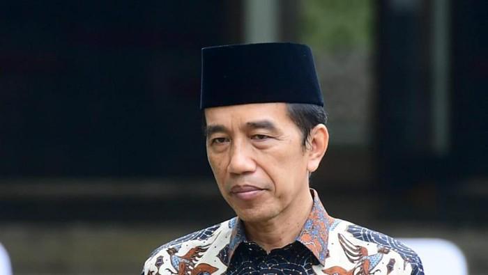 Presiden Jokowi berduka atas gempa di Mamuju