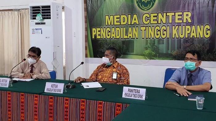 PT Kupang Kini Terbitkan Surat Penahanan Via Online