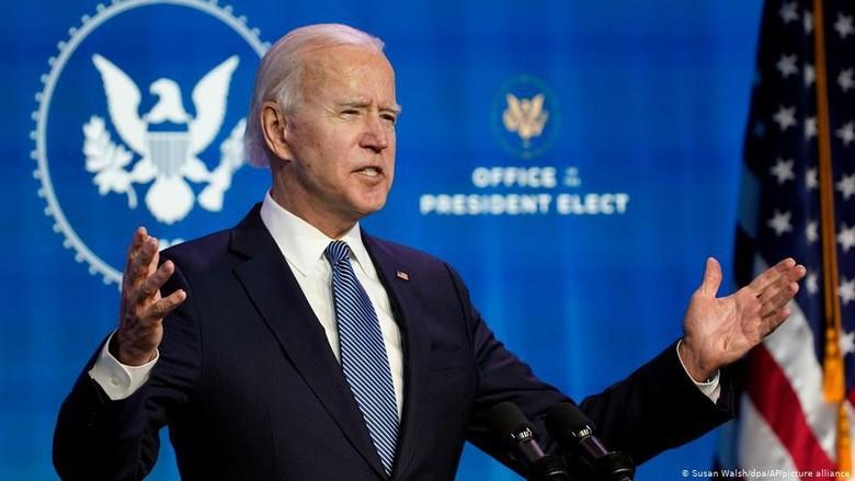 Pulihkan Ekonomi, Joe Biden Umumkan Paket Stimulus Corona 1,9 Triliun Dolar