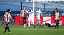 Real Madrid Keok, Tak Ada El Clasico di Final Piala Super Spanyol