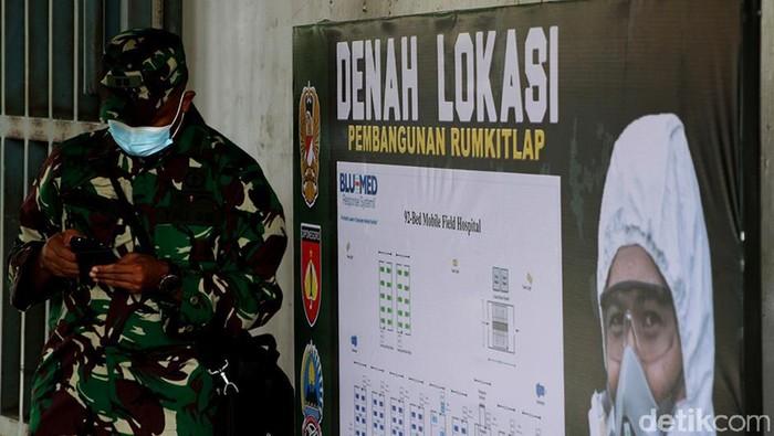TNI AD akan bangun rumah sakit khusus pasien COVID-19 di Benteng Vastenburg Solo. Pasien COVID-19 bergejala ringan hingga sedang nantinya akan dirawat di sana.