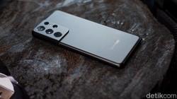 Bos Samsung Blak-blakan Bongkar Rahasia Kamera Galaxy S21 Ultra