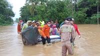 Analisa LAPAN Soal Banjir di Kalimantan Selatan