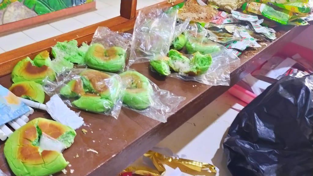 Selundupkan Sabu Dalam Roti Seorang Pria Diamankan Petugas Lapas Jambi