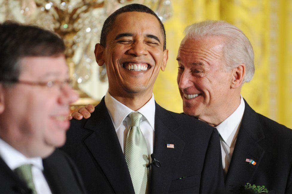 Joe Biden berhasil menjadi Presiden ke-46 Amerika Serikat. Sebelumnya ia telah malang melintang selama 36 tahun di Senat dan 8 tahun sebagai Wakil Presiden AS.