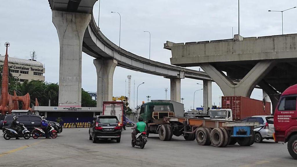 Simpang JICT Sering Terjadi Kecelakaan, Warga Minta Pasang Traffic Light