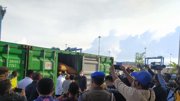 Sultra ekspor Mete ke Vietnam