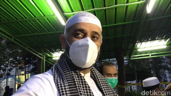 Syekh Muhammad, adik Syekh Ali Jaber
