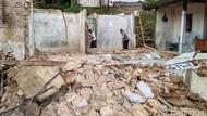 Tanah Gerak di Brebes, Puluhan Rumah Rusak