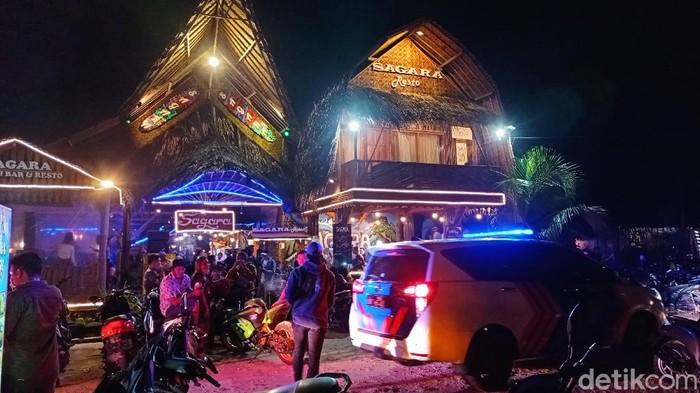 Tempat hiburan malam di Pangandaran