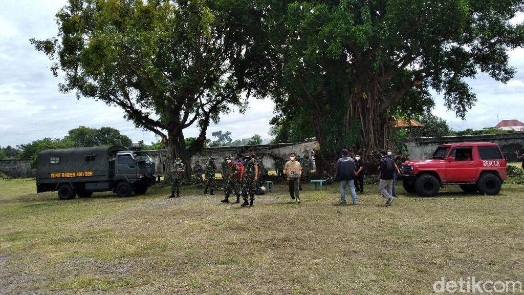 TNI AD Akan Bangun RS COVID-19 di Benteng Vastenburg Solo