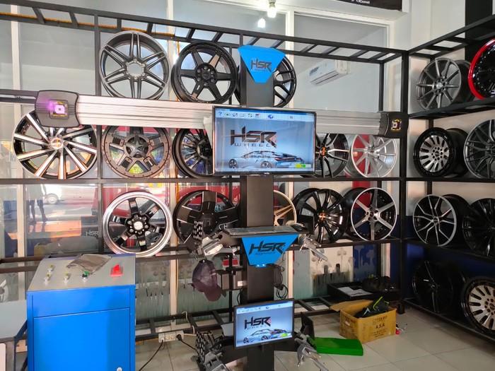 Velg mobil HRS Wheels