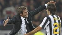 Inter Vs Juventus: Duel Adu Taktik Guru dengan Murid