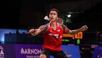 Hasil Thailand Open: Anthony Gagal ke Final Usai Dikalahkan Axelsen