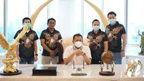 Bamsoet Dukung Tim eSports Tanding ke Kejuaraan Dunia Mobile Legends & PUBG