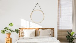 7 Ide Renovasi Kamar Tidur Minimalis, Cocok Buat Ruangan Sempit