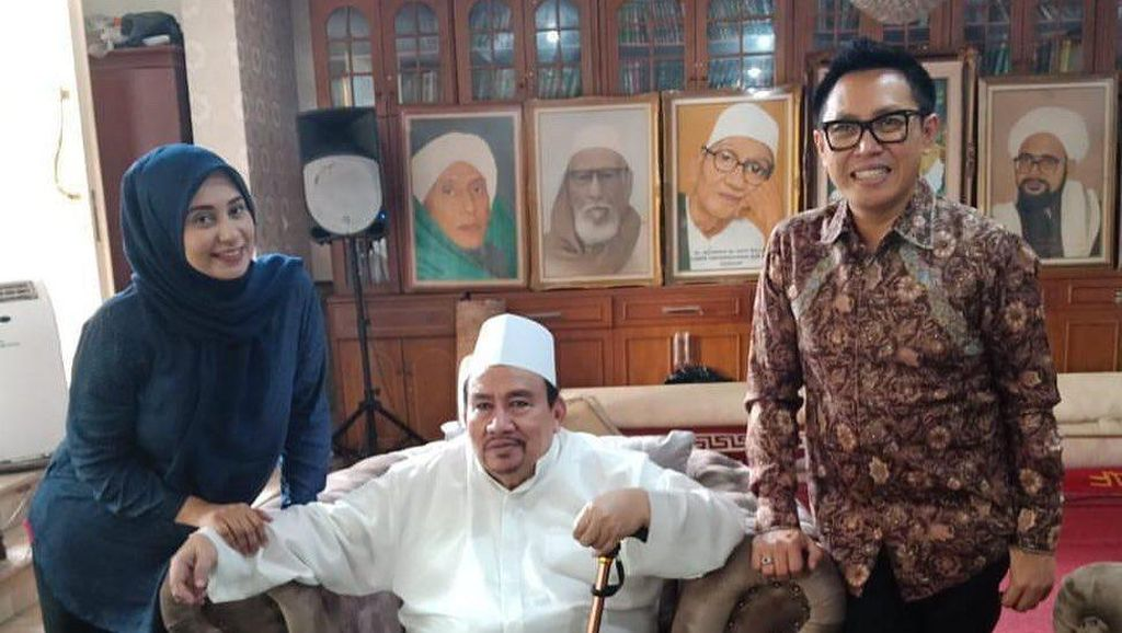 Eko Patrio Ungkap Kesedihan Mendalam atas Meninggalnya Habib Ali bin Assegaf