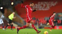 Liverpool Vs MU: Joel Matip Sudah Latihan Lagi