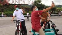 Sandiaga: KEK Mandalika Harus Dongkrak Ekonomi Rakyat Dulu Sebelum MotoGP