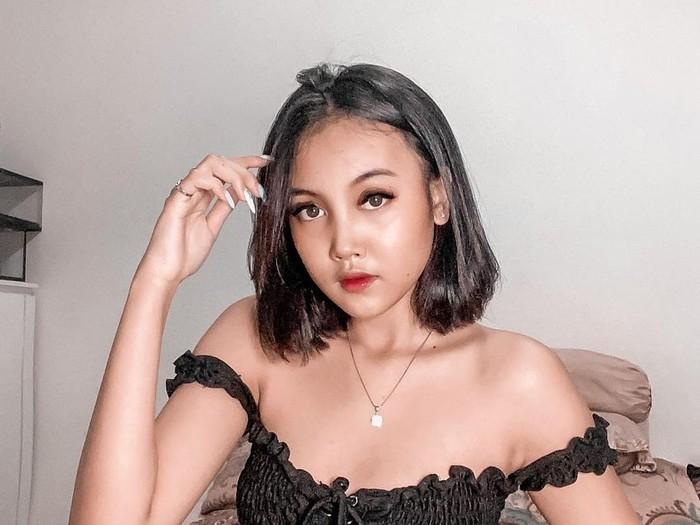 Model Cibeby yang Disebut Miyabi Versi Indonesia