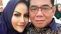 Nita Thalia Masih Tak Menyangka Mantan Suaminya Meninggal Dunia
