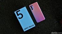Review Oppo Reno5, Ponsel Rp 5 Juta Bawa Pembaruan yang Sip