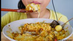 Penasaran Dengan Suara Makan Bubur Ayam, Wanita Ini Buat Video ASMR