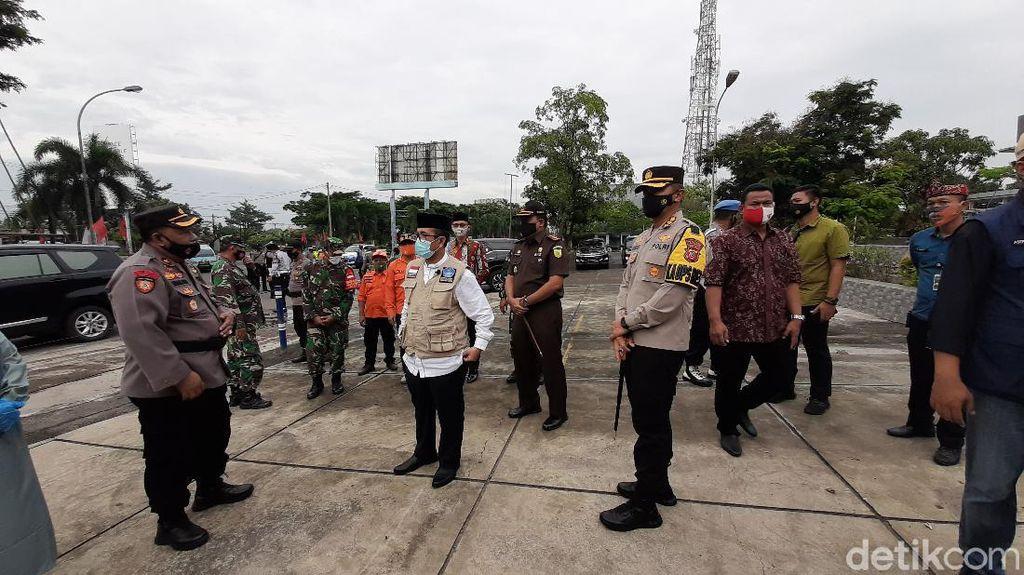 6 Hari PPKM, Petugas Klaim Kepatuhan Prokes di Cirebon Meningkat