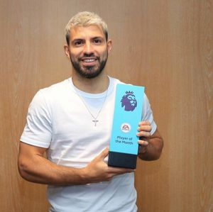 Foto: 5 Pemain dengan Player Of The Month Premier League Terbanyak