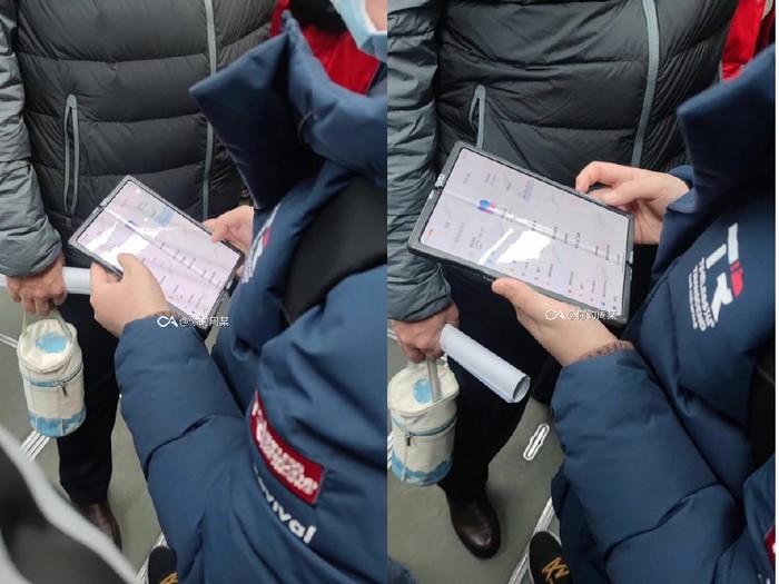 Ponsel Layar Lipat Xiaomi