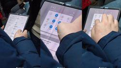 Foto Penampakan Ponsel Layar Lipat Xiaomi Beredar, Lihat di Sini Wujudnya