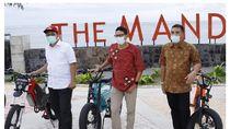 Sandiaga: KEK Mandalika & MotoGP Harus Mampu Menggeliatkan Perekonomian Rakyat