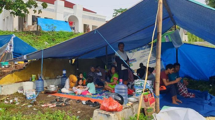 Tim CT ARSA Foundation bergerak ke lokasi terdampak gempa Sulbar. (Dok CT ARSA Foundation)