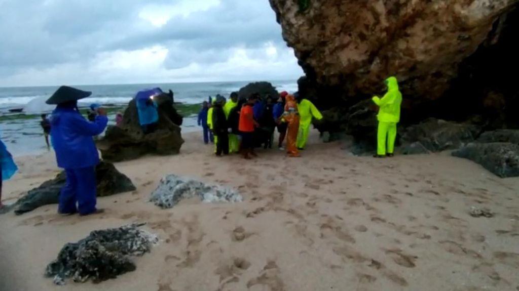 Pergi Cari Ikan, Seorang Nelayan di Gunungkidul Ditemukan Tewas