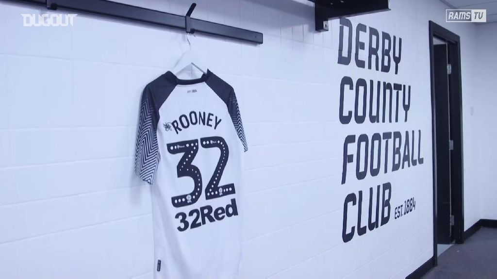 Video Wayne Rooney di Derby County, Pemain-Pelatih Lalu Manajer