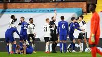 Fulham Vs Chelsea Masih Tanpa Gol di Babak I