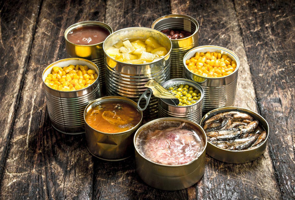 5 Makanan Ini Cocok Untuk Sumbangan Korban Bencana Alam