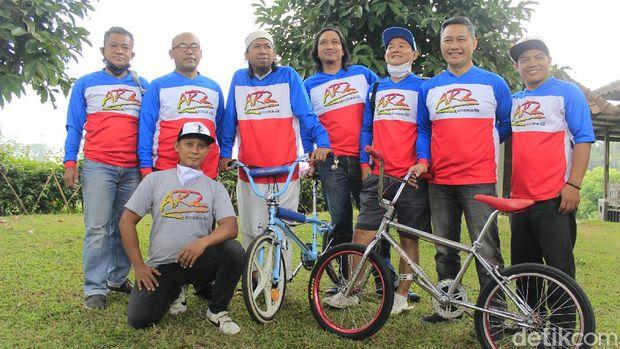 ARZ Klub Sepeda di Bandung
