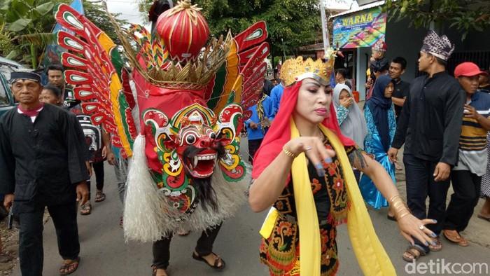 Barong Kemiren, Barong Sakral Ikon Banyuwangi