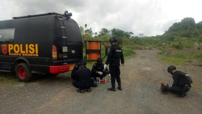 Bom Perang Dunia di Tasikmalaya
