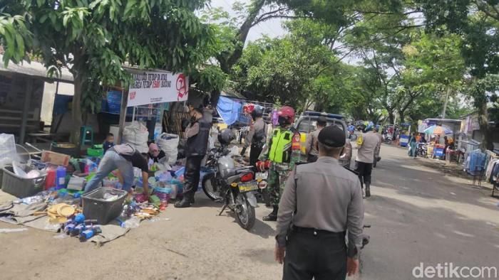 CFD di Cianjur Dibubarkan Polisi