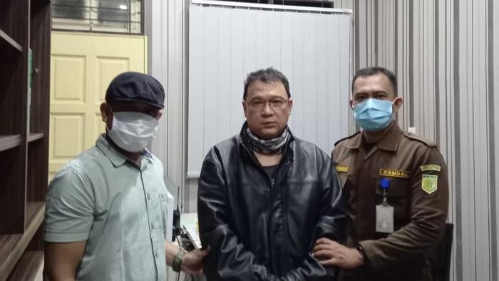 Djohan, buronan korupsi videotron ditangkap Kejagung