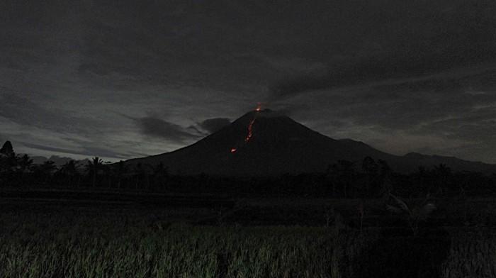 Gunung Semeru Erupsi Begini Kondisinya Hari Ini