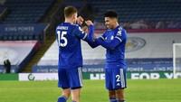 Leicester Vs Southampton: Menang 2-0, Si Rubah Geser Liverpool di Klasemen