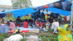 Jokowi ke Mamuju Besok, Tinjau Pengungsian Warga Korban Gempa