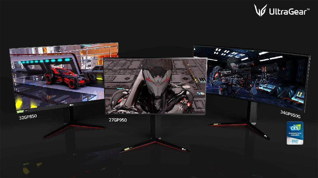 3 Monitor Anyar LG Siap Temani PS5