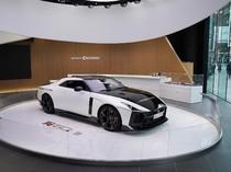 Nissan GT-R50 Lebih Ganas, Cuma Ada 50 Unit