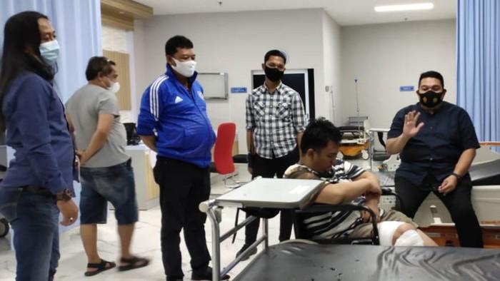 Pembunuh PSK di Hotel Palembang Ditangkap (Foto: Istimewa)
